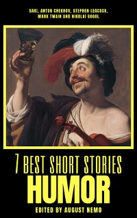 Cover 7 best short stories - Humor