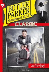 Cover Butler Parker Classic 27 – Kriminalroman