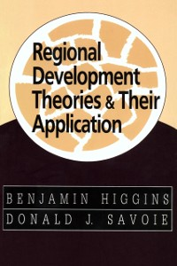 Cover Regional Development Theories and Their Application