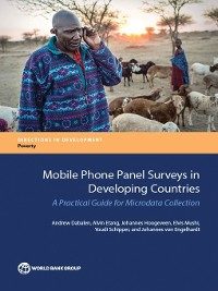Cover Mobile Phone Panel Surveys in Developing Countries