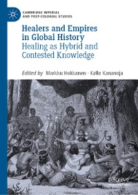 Cover Healers and Empires in Global History