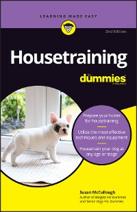 Cover Housetraining For Dummies