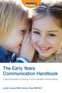 Cover Early Years Communication Handbook
