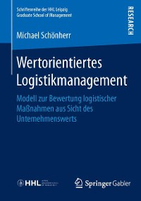 Cover Wertorientiertes Logistikmanagement