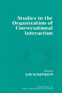 Cover Studies in the Organization of Conversational Interaction