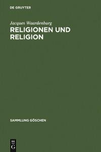 Cover Religionen und Religion