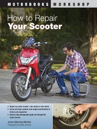 Cover How to Repair Your Scooter