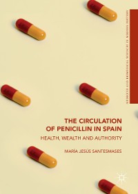 Cover The Circulation of Penicillin in Spain