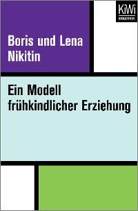 Cover Ein Modell frühkindlicher Erziehung