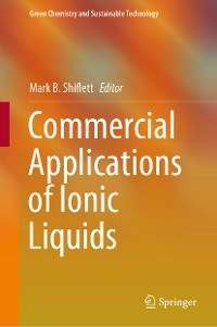 Cover Commercial Applications of Ionic Liquids