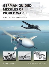 Cover German Guided Missiles of World War II