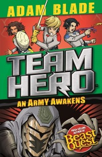 Cover Army Awakens