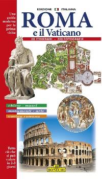 Cover Roma e il Vaticano Guida