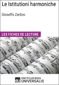 Cover Le Istitutioni harmoniche de Gioseffo Zarlino