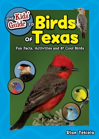 Cover The Kids' Guide to Birds of Texas