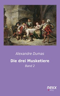 Cover Die drei Musketiere
