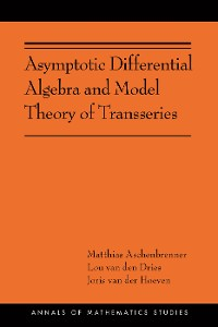 Cover Asymptotic Differential Algebra and Model Theory of Transseries