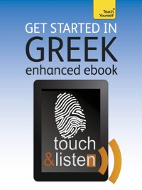 Cover Get Started in Beginner's Greek: Teach Yourself