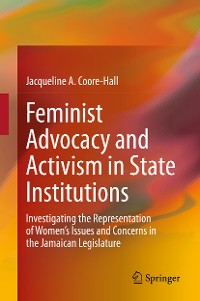 Cover Feminist Advocacy and Activism in State Institutions