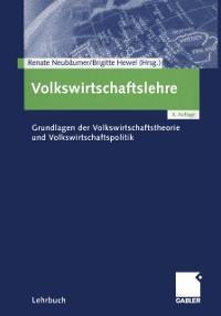 Cover Volkswirtschaftslehre