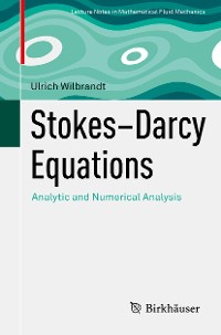 Cover Stokes–Darcy Equations