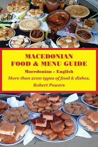 Cover Macedonian Food & Menu Guide