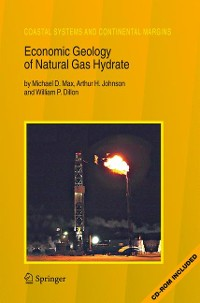 Cover Economic Geology of Natural Gas Hydrate