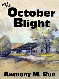 Cover The October Blight