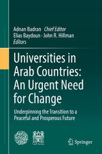 Cover Universities in Arab Countries: An Urgent Need for Change