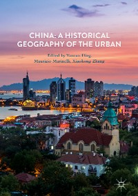 Cover China: A Historical Geography of the Urban
