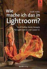 Cover Wie mache ich das in Lightroom?