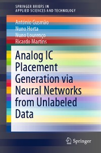 Cover Analog IC Placement Generation via Neural Networks from Unlabeled Data
