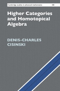 Cover Higher Categories and Homotopical Algebra