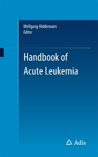 Cover Handbook of Acute Leukemia