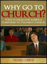 Cover Why go to Church?
