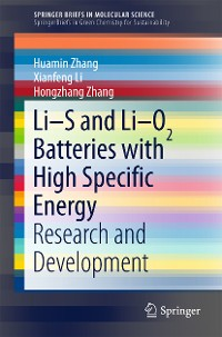 Cover Li-S and Li-O2 Batteries with High Specific Energy