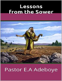 Cover Lessons from the Sower