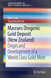 Cover Macraes Orogenic Gold Deposit (New Zealand)