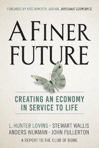 Cover A Finer Future