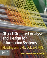 Cover Object-Oriented Analysis and Design for Information Systems