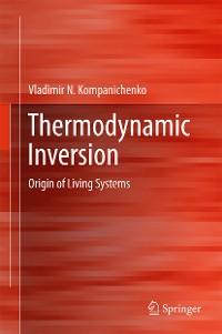 Cover Thermodynamic Inversion