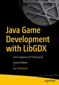 Cover Java Game Development with LibGDX