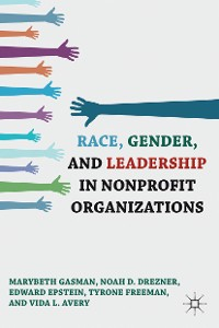 Cover Race, Gender, and Leadership in Nonprofit Organizations