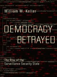 Cover Democracy Betrayed