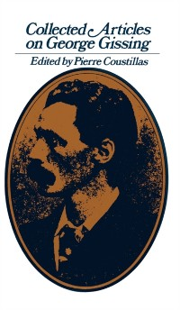 Cover Collected Articles on George Gissing