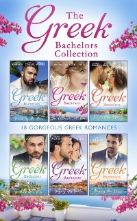 Cover Greek Bachelors Collection (Mills & Boon e-Book Collections)