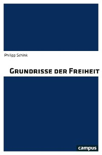 Cover Grundrisse der Freiheit