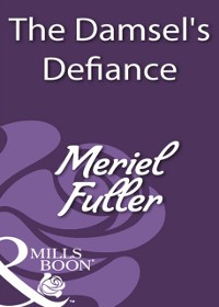 Cover Damsel's Defiance (Mills & Boon Historical)