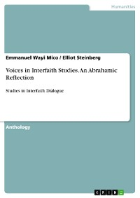Cover Voices in Interfaith Studies. An Abrahamic Reflection