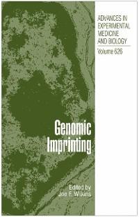Cover Genomic Imprinting